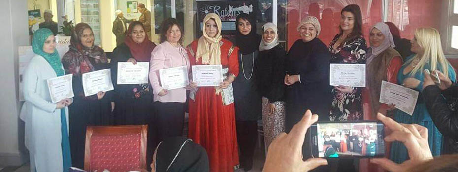Rafah Sewing Graduation