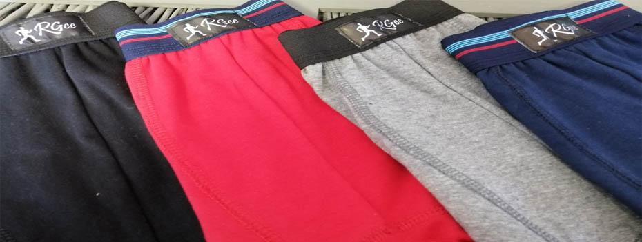 Rgee Mens's Underwear